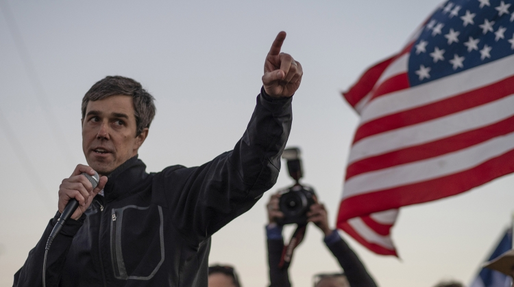beto o'rourke GETTY, PAUL RATJE/AFP/Getty Images