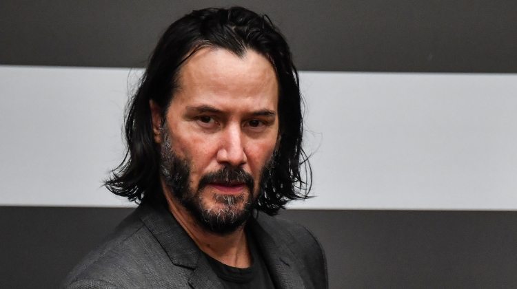 keanu reeves GETT 2019, NELSON ALMEIDA/AFP/Getty Images