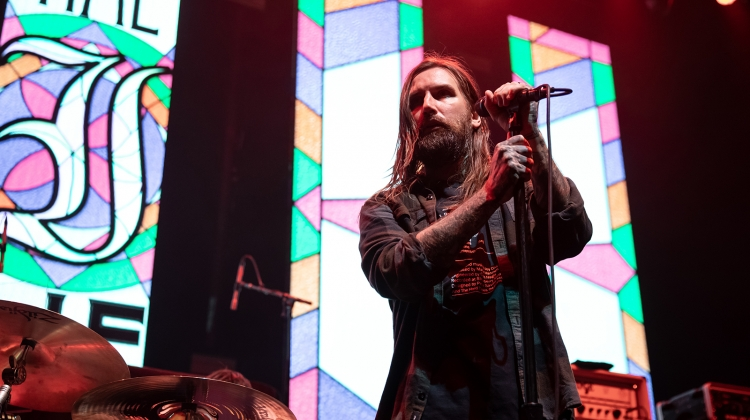 every time i die keith buckley 2019 GETTY, Miikka Skaffari/Getty Images