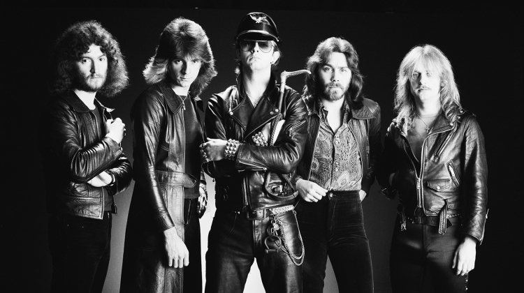 judas priest 1978 GETTY, Fin Costello/Redferns/Getty Images