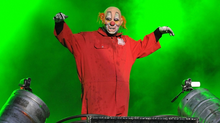 slipknot clown GETTY, Jim Dyson/Getty Images
