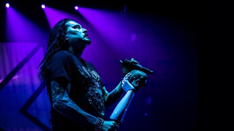 dream theater singer live GETTY, Francesco Prandoni/Getty Images
