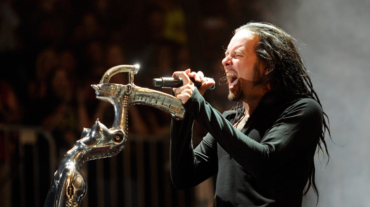korn jonathan davis 2011 GETTY, Ethan Miller/Getty Images
