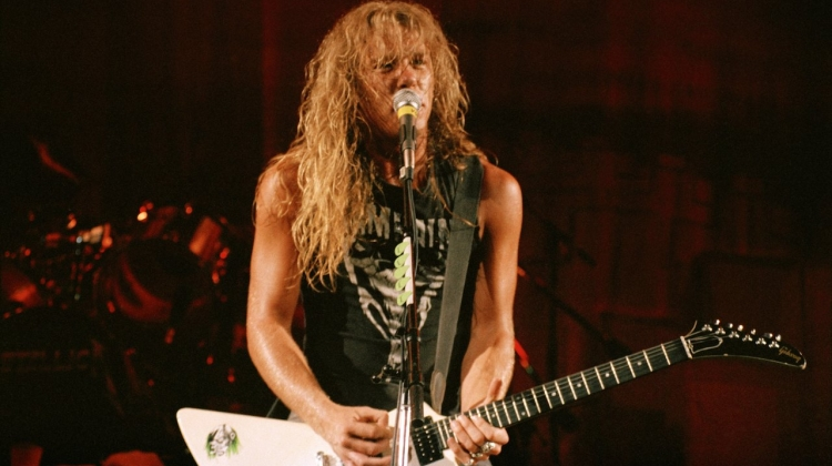 James Hetfield 1986 Getty, Marc S Canter/Michael Ochs Archives/Getty Images