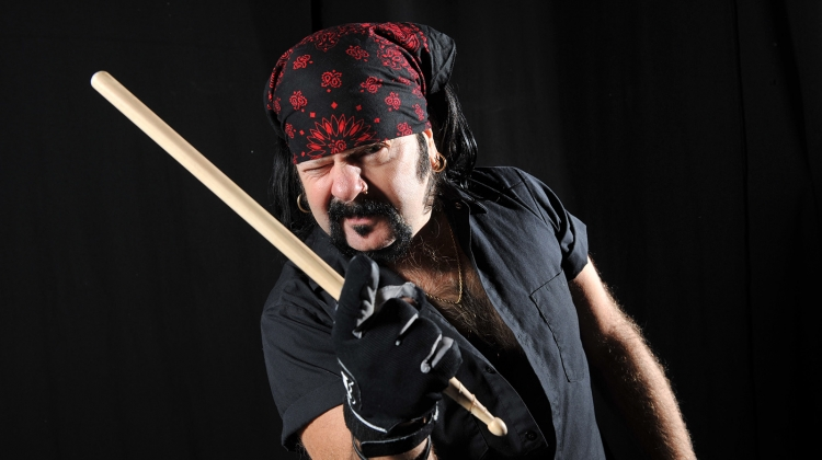 vinnie paul 2010 GETTY, Will Ireland/Rhythm magazine via Getty Images