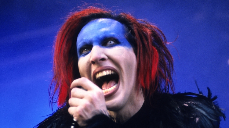 marilyn manson 1999 GETTY, Martin Philbey/Redferns