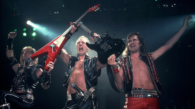 Judas Priest, Paul Natkin/Getty Images