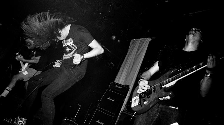 10 essential grindcore albums revolver. Black Bedroom Furniture Sets. Home Design Ideas
