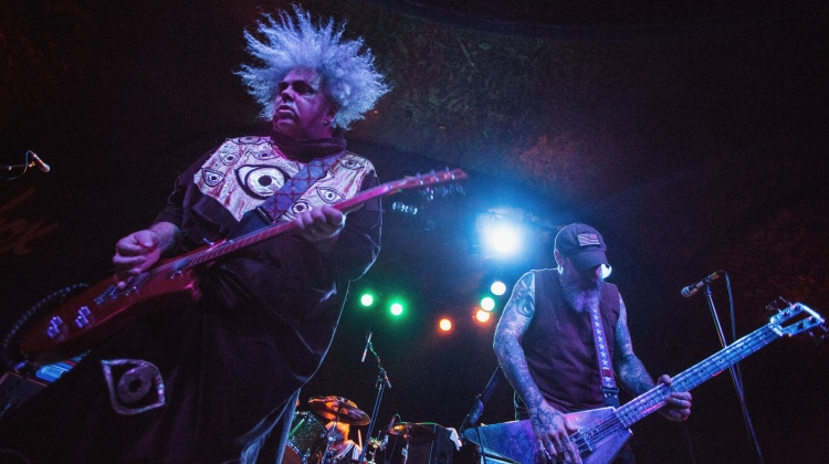 Melvins 2014 Getty, Mat Hayward/Getty Images