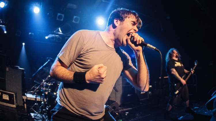 Napalm Death 2014 Getty , Xavi Torrent/Redferns via Getty Images