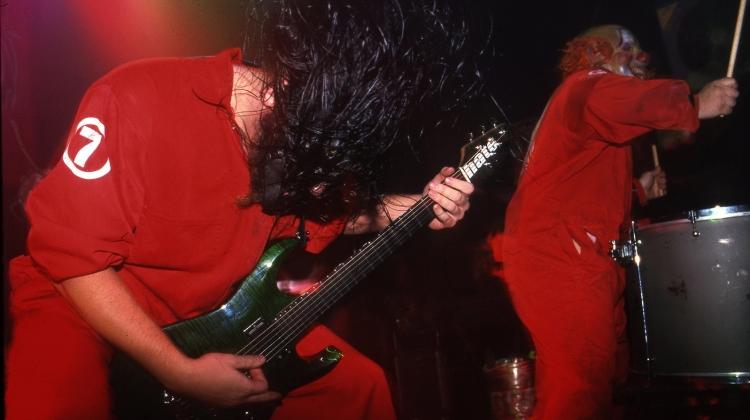 slipknot 2000 GETTY, Martyn Goodacre/Getty Images