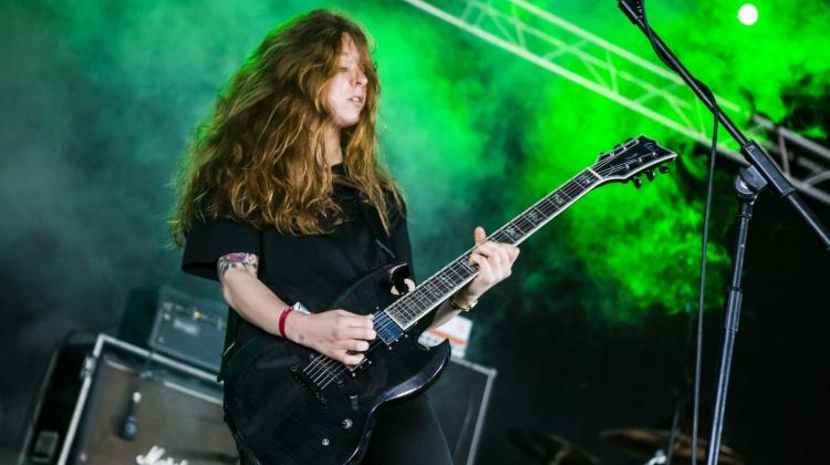 Reba Getty, Adam Gasson/Total Guitar Magazine via Getty Images