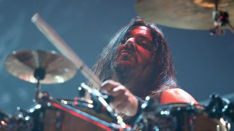 Gene Hoglan 2017, Ethan Miller/Getty Images