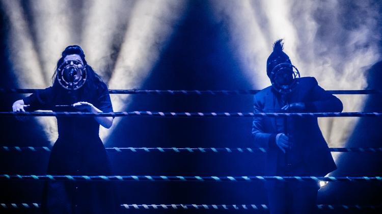 puscifer live GETTY, Sergione Infuso /Corbis via Getty Images