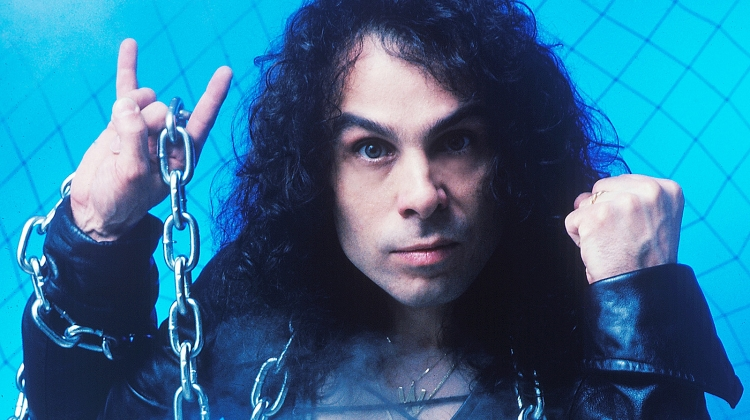 ronnie james dio 1983 GETTY, Mark Weiss/Getty Images