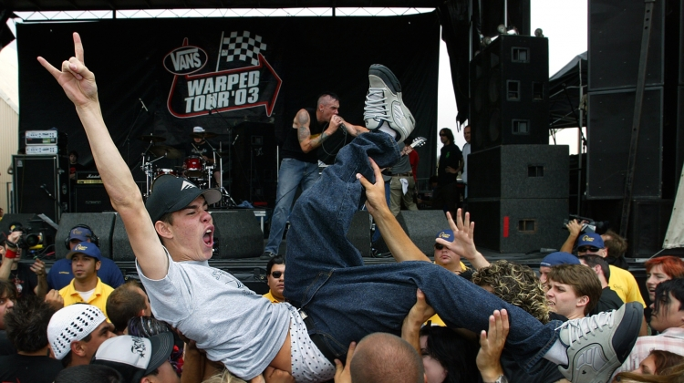 2018 vans warped tour will be fest s final full cross country run