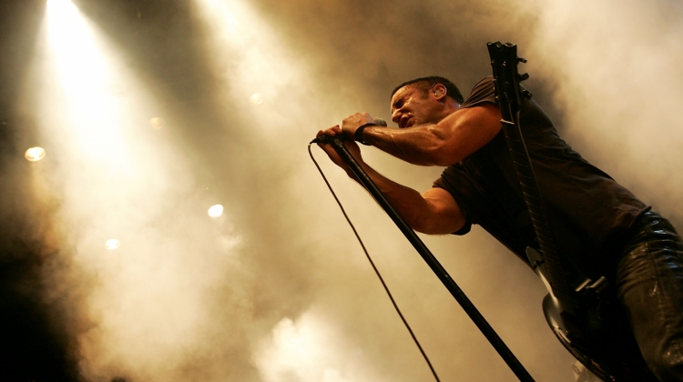 nine inch nails 2005 GETTY, Karl Walter/Getty Images