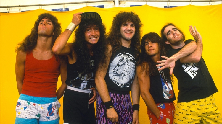 anthrax 1987 GETTY, Brian Rasic/Getty Images