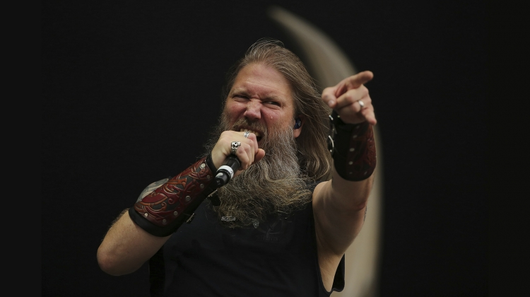 amon amarth 2016 GETTY, Hector Vivas/LatinContent/Getty Images