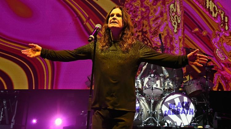 Ozzy Osbourne 2017 Getty, Kevin Mazur/Wireimage