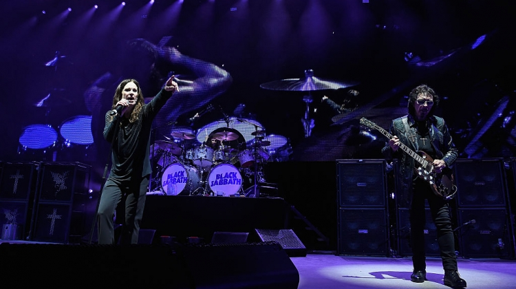 Black Sabbath 2017 Getty, Kevin Mazur/Wireimage
