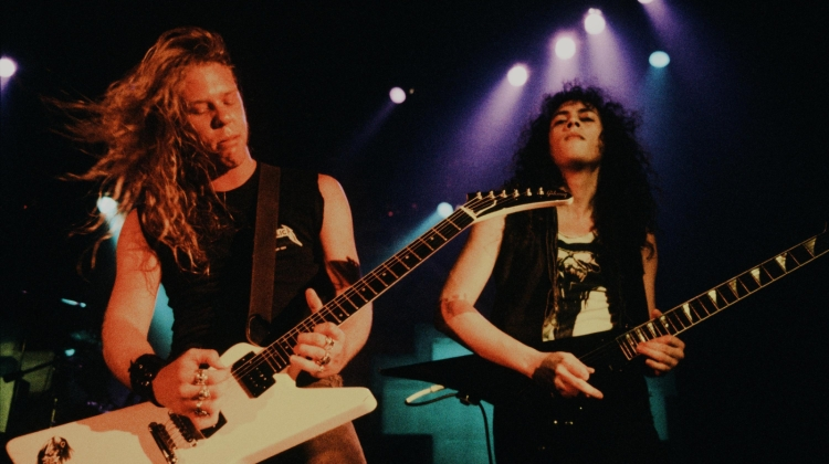 Metallica 1986 Getty, Shinko Music / Contributor