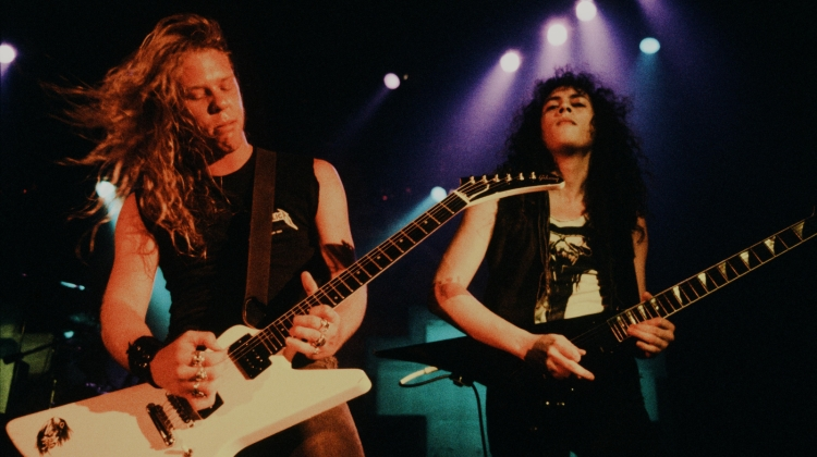 Metallica1986Getty, Koh Hasebe/Shinko Music/Getty Images