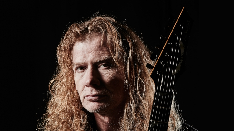 dave mustaine megadeth GETTY, Joseph Branston/Total Guitar Magazine/Future via Getty Images