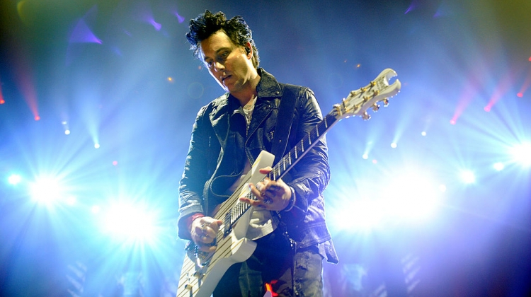 Synyster Gates 2017 Getty, Shirlaine Forrest/WireImage