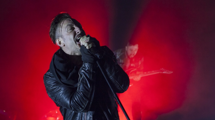 greg puciato dillinger 2017 GETTY, Marc Broussely/Redferns