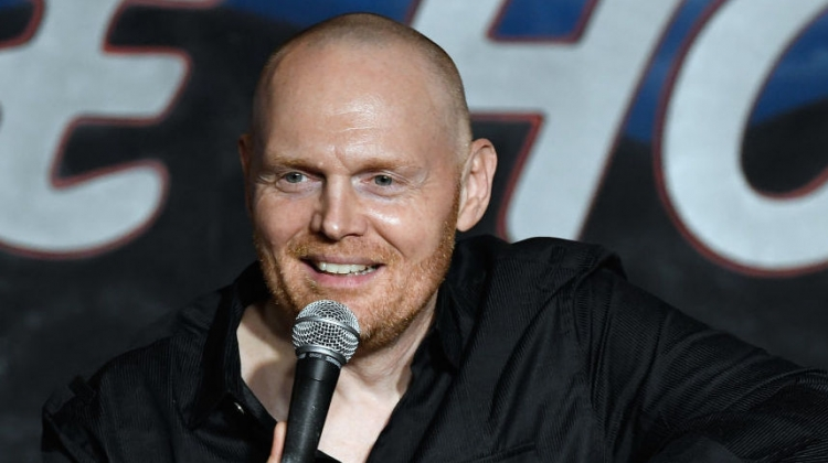 "Hear Bill Burr Rave About Iron Maiden: ""They Absolutely Fucking Blew Me Away"""