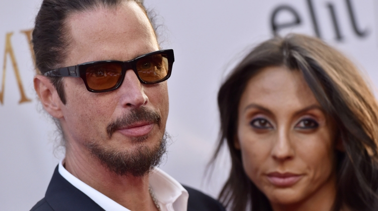 Chris Vicky Cornell GETTY, Axelle/Bauer-Griffin/FilmMagic