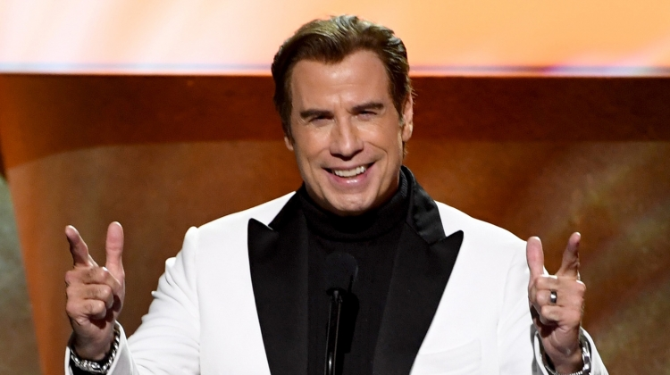 john travolta GETTY 2017, Kevin Winter/WireImage