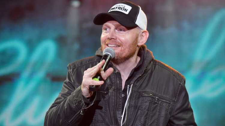 "Comedian Bill Burr Recounts ""Life-Altering Experience"" at Meshuggah Show"