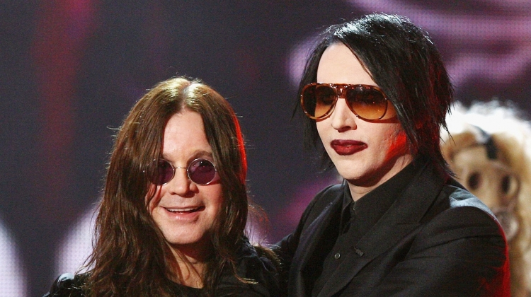 Ozzy Manson GETTY, Kevin Winter/Getty Images