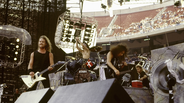 metallica 1988 GETTY, Michael Ochs Archives/Getty Images