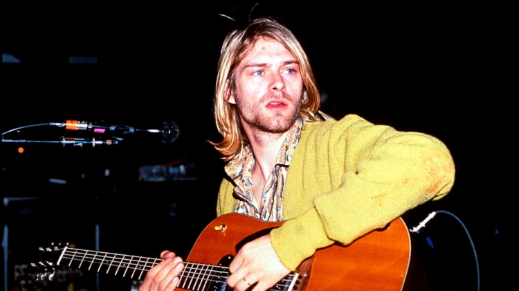 Kurt Cobain Undated Getty, Kevin Mazur/Wireimage