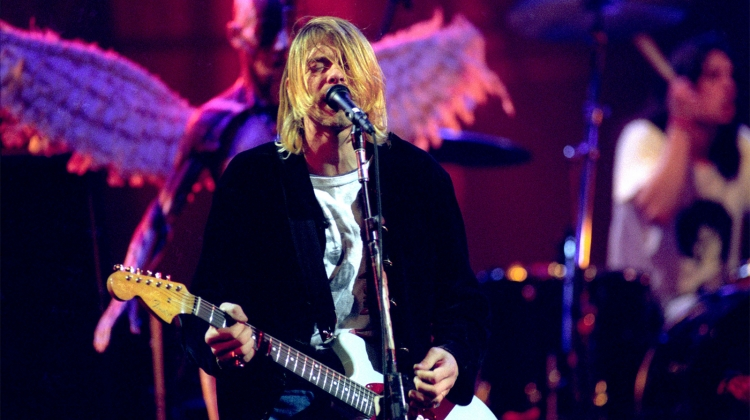 nirvana 1993 GETTY, Jeff Kravitz/FilmMagic