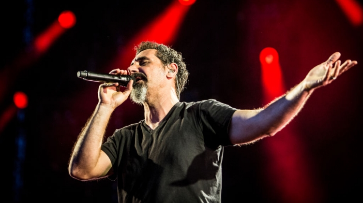 Serj Tankian 2017 Getty , Francesco Castaldo/Archivio Francesco Castaldo/Mondadori Portfolio via Getty Images