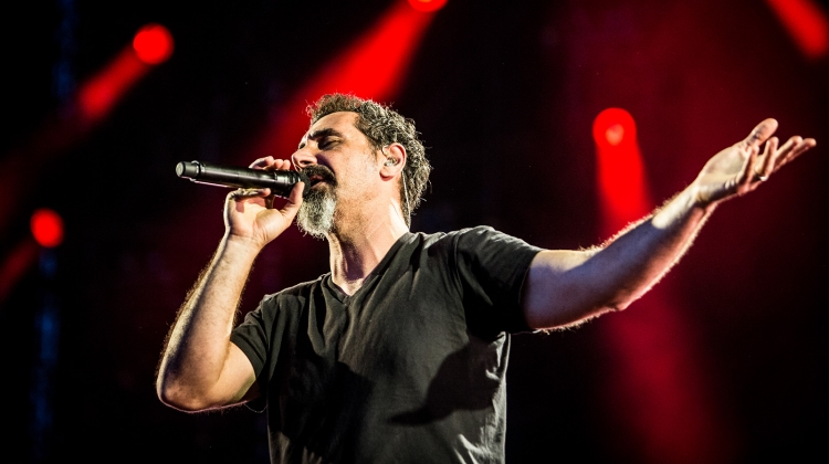 serj tankian system of a down GETTY, Francesco Castaldo