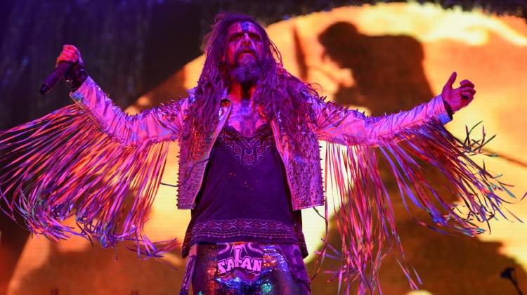 Rob Zombie 2018 Getty, Daniel Boczarski/Redferns
