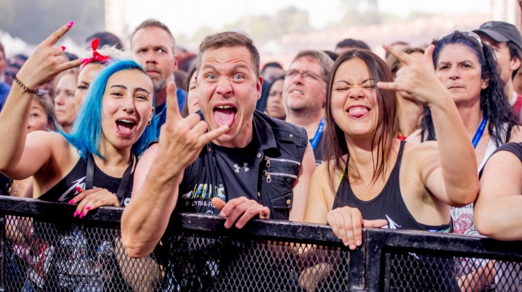 Metal Fans Getty, Ollie Millington/Redferns