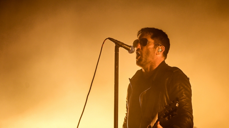 Trent Reznor: Kanye West, the Weeknd \