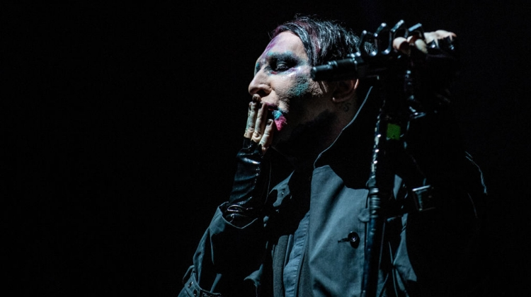 Marilyn Manson 2017 Getty, Francesco Prandoni/Redferns