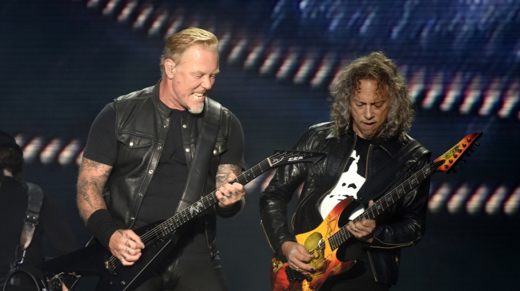 Metallica Live 2017 Getty , Tim Mosenfelder / Getty Images