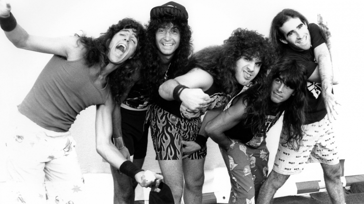 anthrax 1987 GETTY, Mike Cameron/Redferns