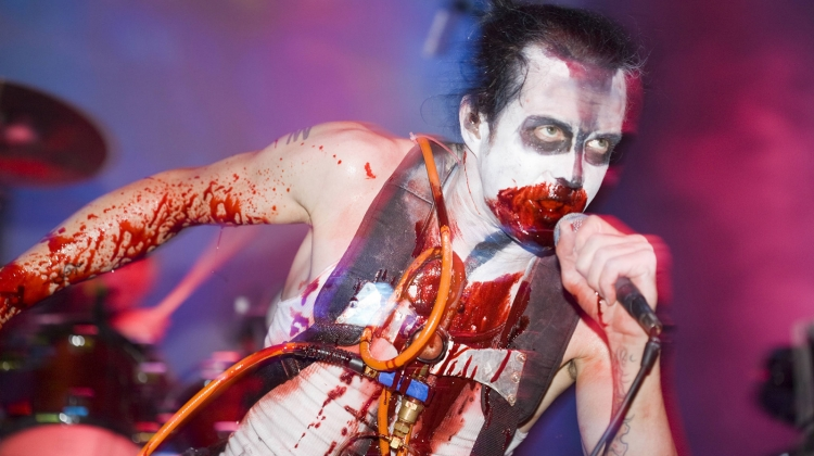 skinny puppy ogre GETTY 2007, Marc Broussely/Redferns