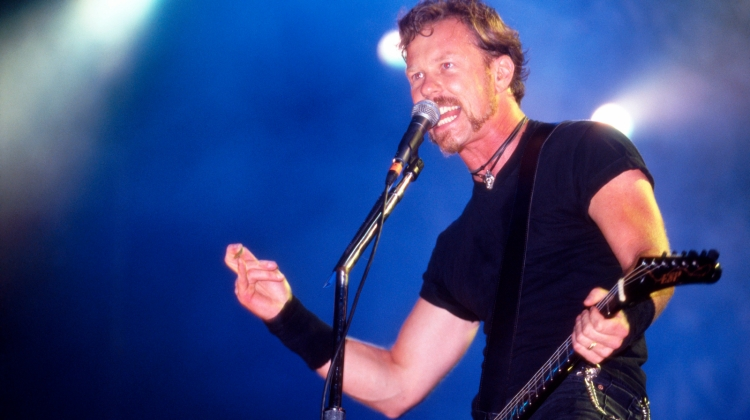 james hetfield metallica 1997 GETTY , Mick Hutson / Redferns