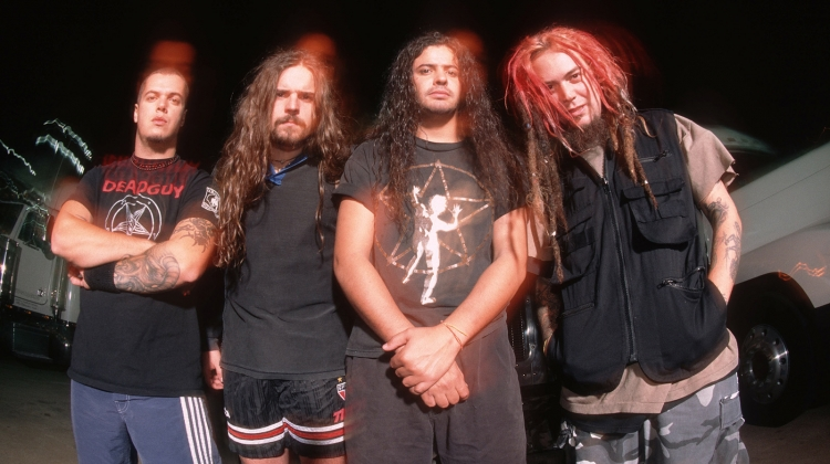 sepultura GETTY 1996, Mick Hutson/Redferns