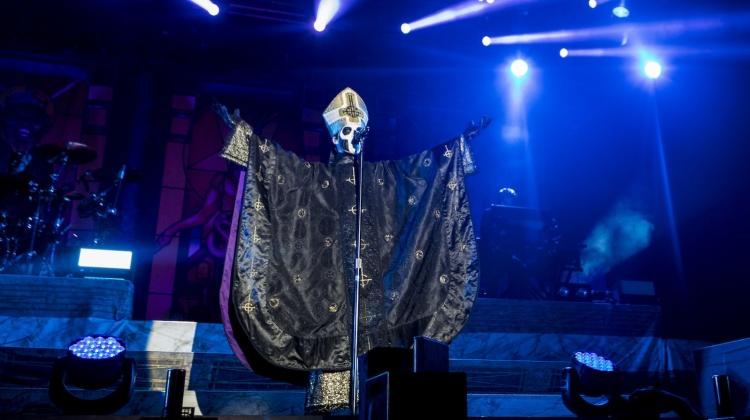 Ghost 2017 Getty 2, MICHAEL CAMPANELLA/Redferns
